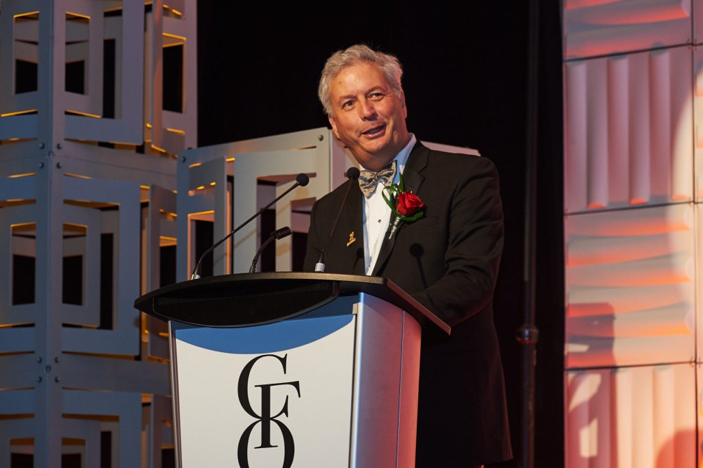 CFOY Canada'a CFO of the Year Award Gala